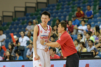 Larry Liew Scholar Basketball Academy Singapore