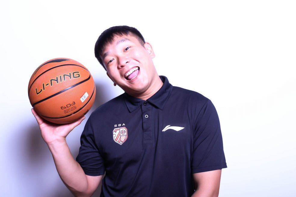 Bryan Lau SBA Basketball Coach